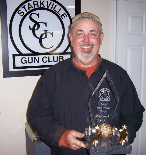 Mike Galloway - 2014 Bois d' arc HOA Champion