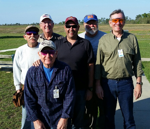 Gulf Coast Rifle and Pistol Club Shooters