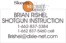 Brian Rishel - Skeets Secret Method
